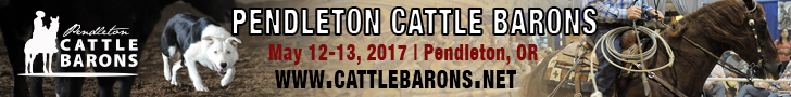 Pendleton Cattle Barons Weekend Horse Sale
