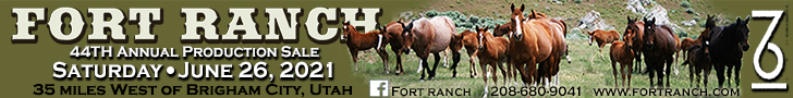 Fort Ranch 44th Annual Production Sale