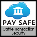 PaySAFE Cattle Transaction Security