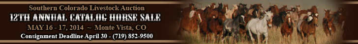 Southern Colorado Livestock Auction Catalog Sale