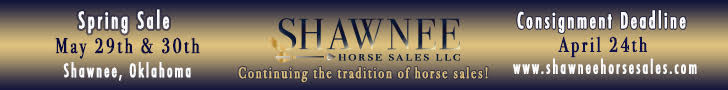 Shawnee Horse Sale