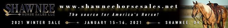 Shawnee Horse Sale 2021