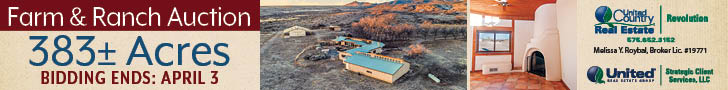 New Mexico Farm & Ranch Auction