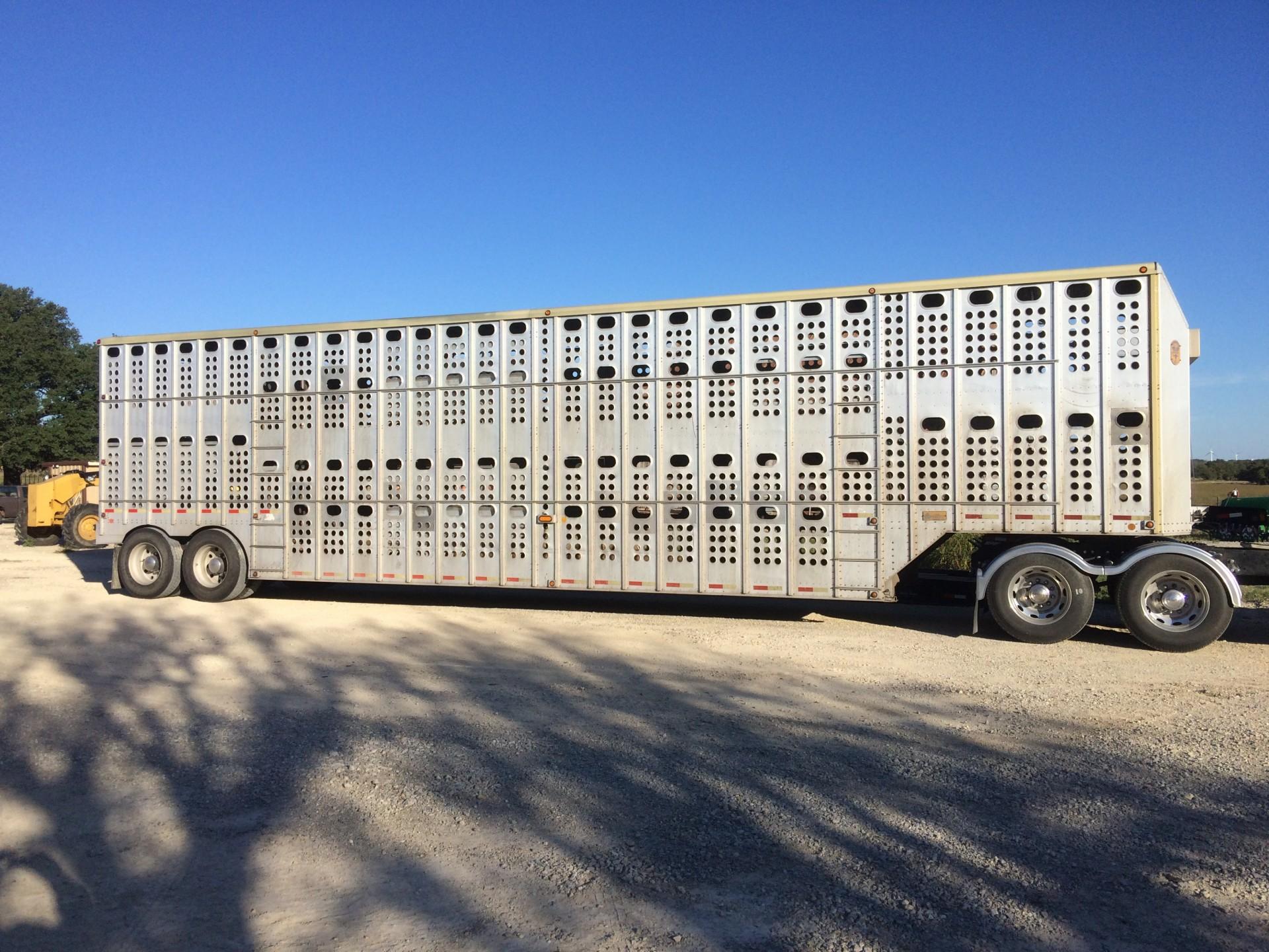 Ranchworldads Trailers >> 98 Merritt Cattle Pot