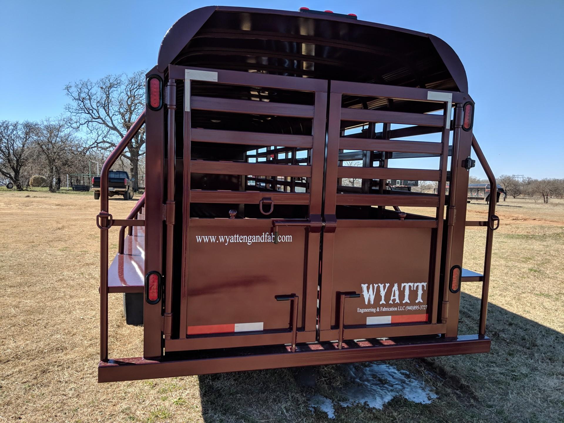 2019 Wyatt 26-sgt
