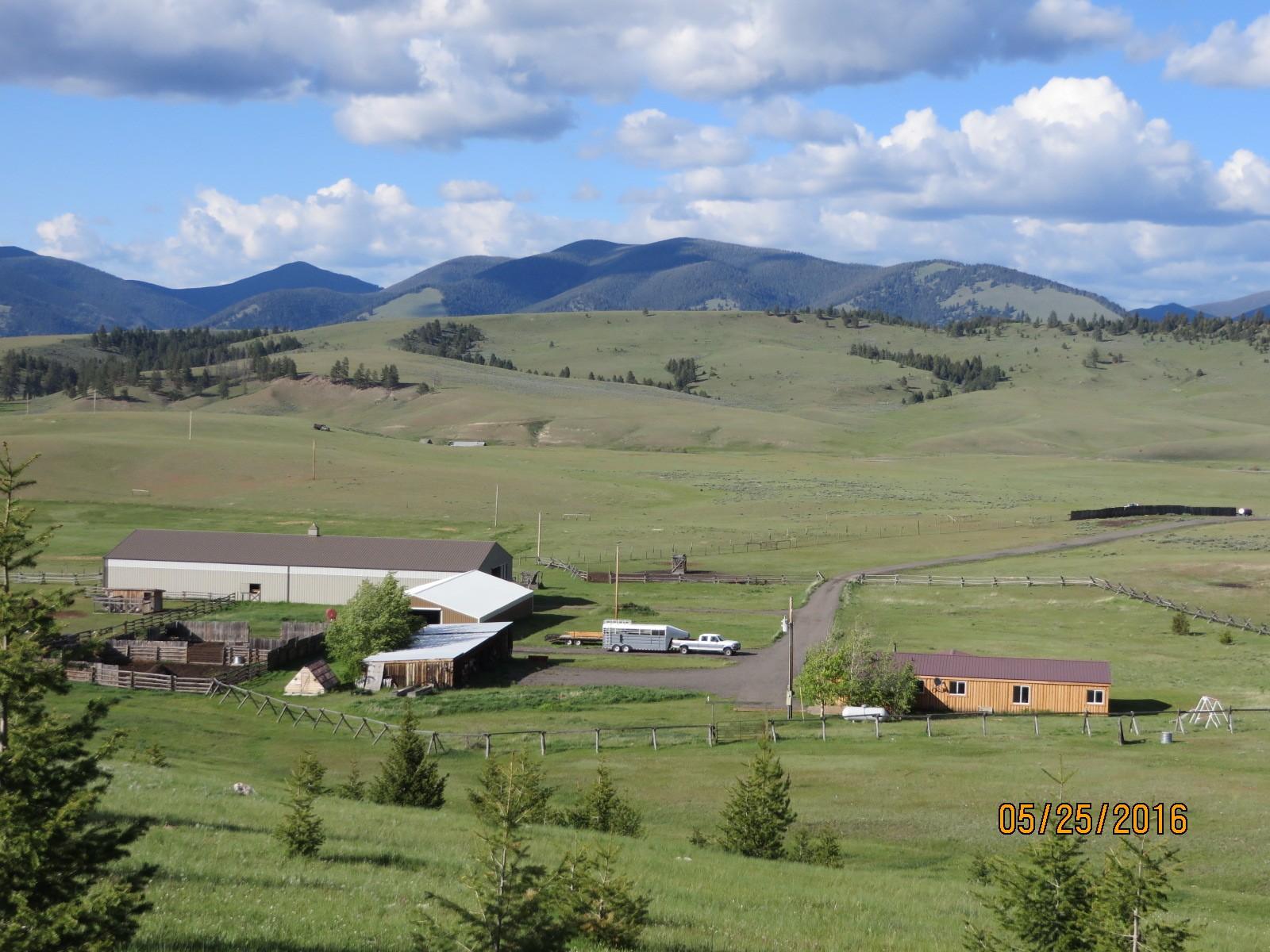 160 Acre Horse Property Montana