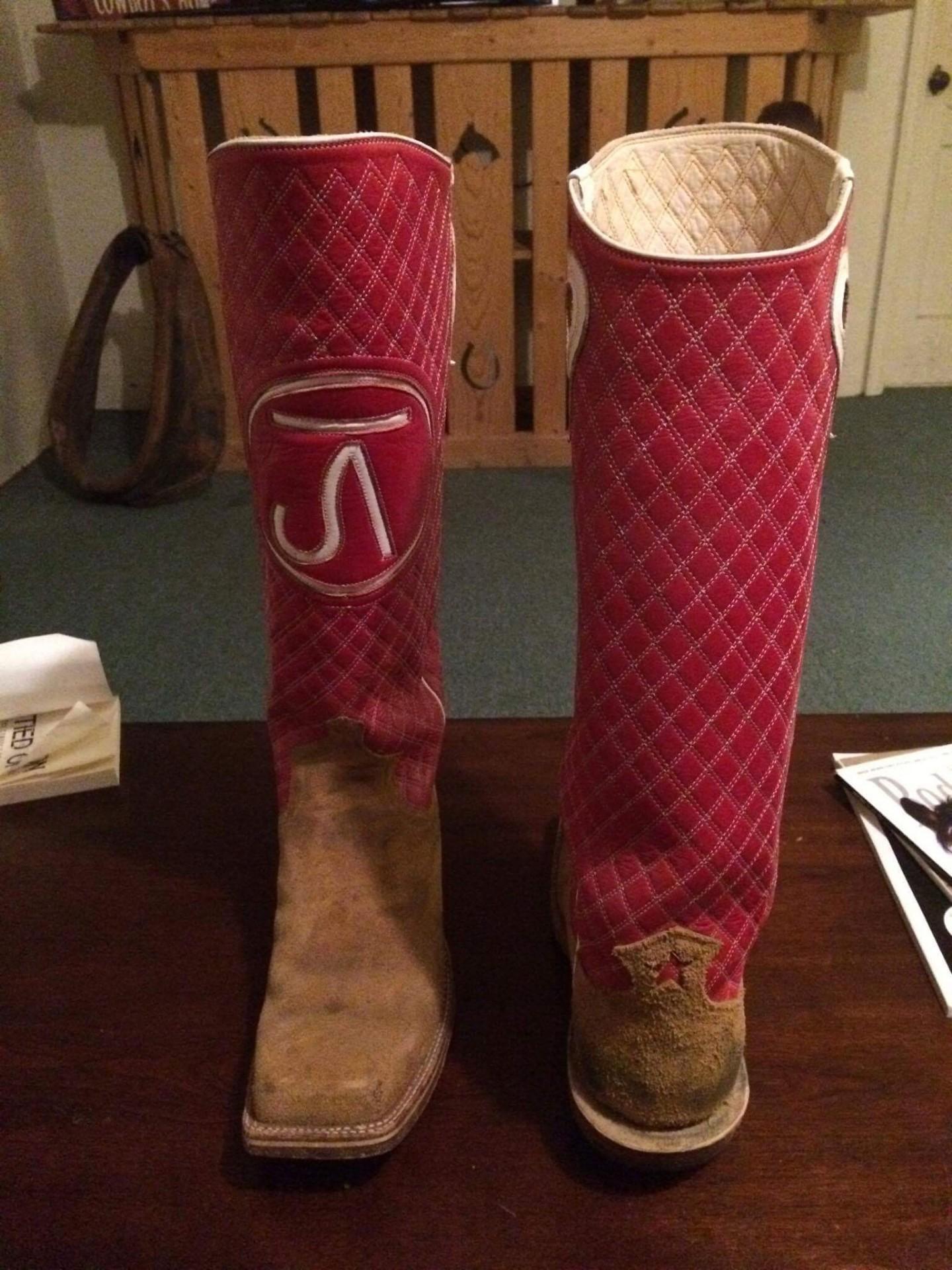Bustamante Handmade Boots