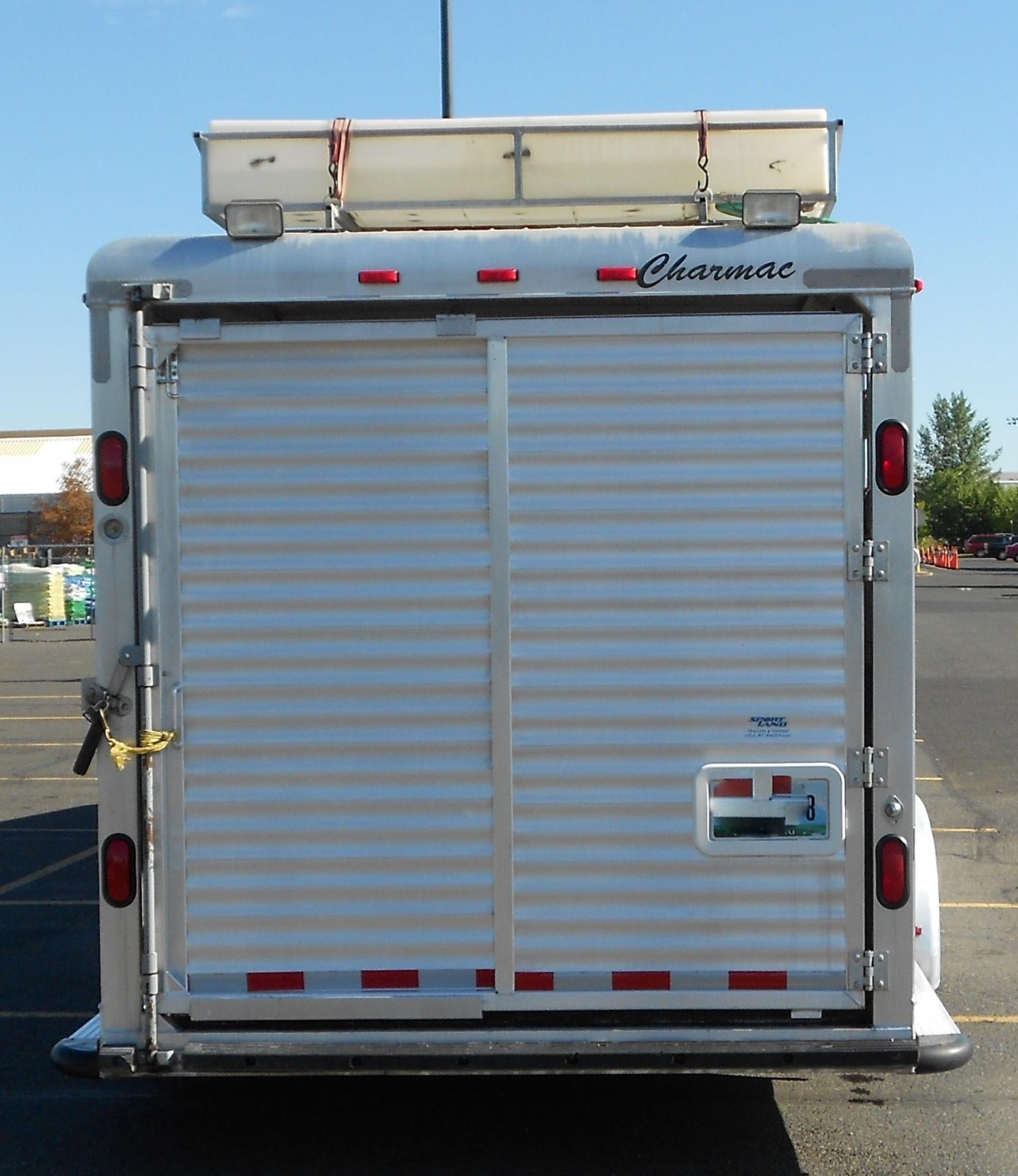 2004 Charmac custom 6 horse