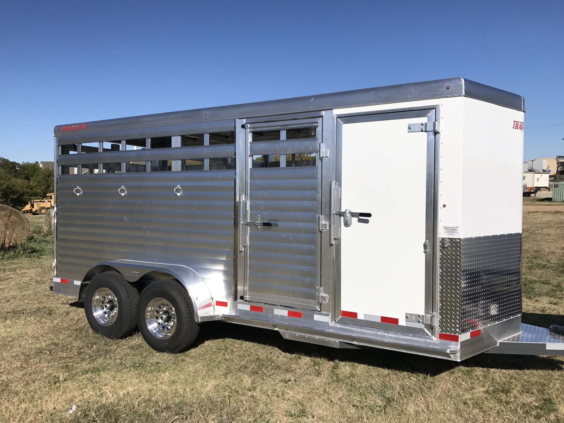 2018 Travalum rancher bp
