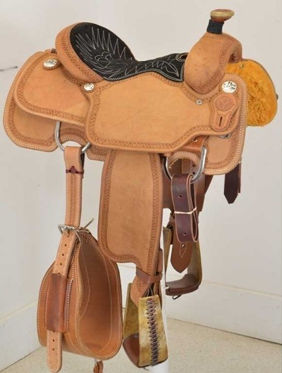 14 Quot Circle Y Saddlery Ultimate Calf Roping Saddle