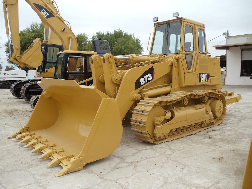 1998 cat 973 track loader for sale click to view fullsize image publicscrutiny Choice Image