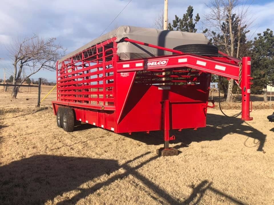 2017 Delco livestock