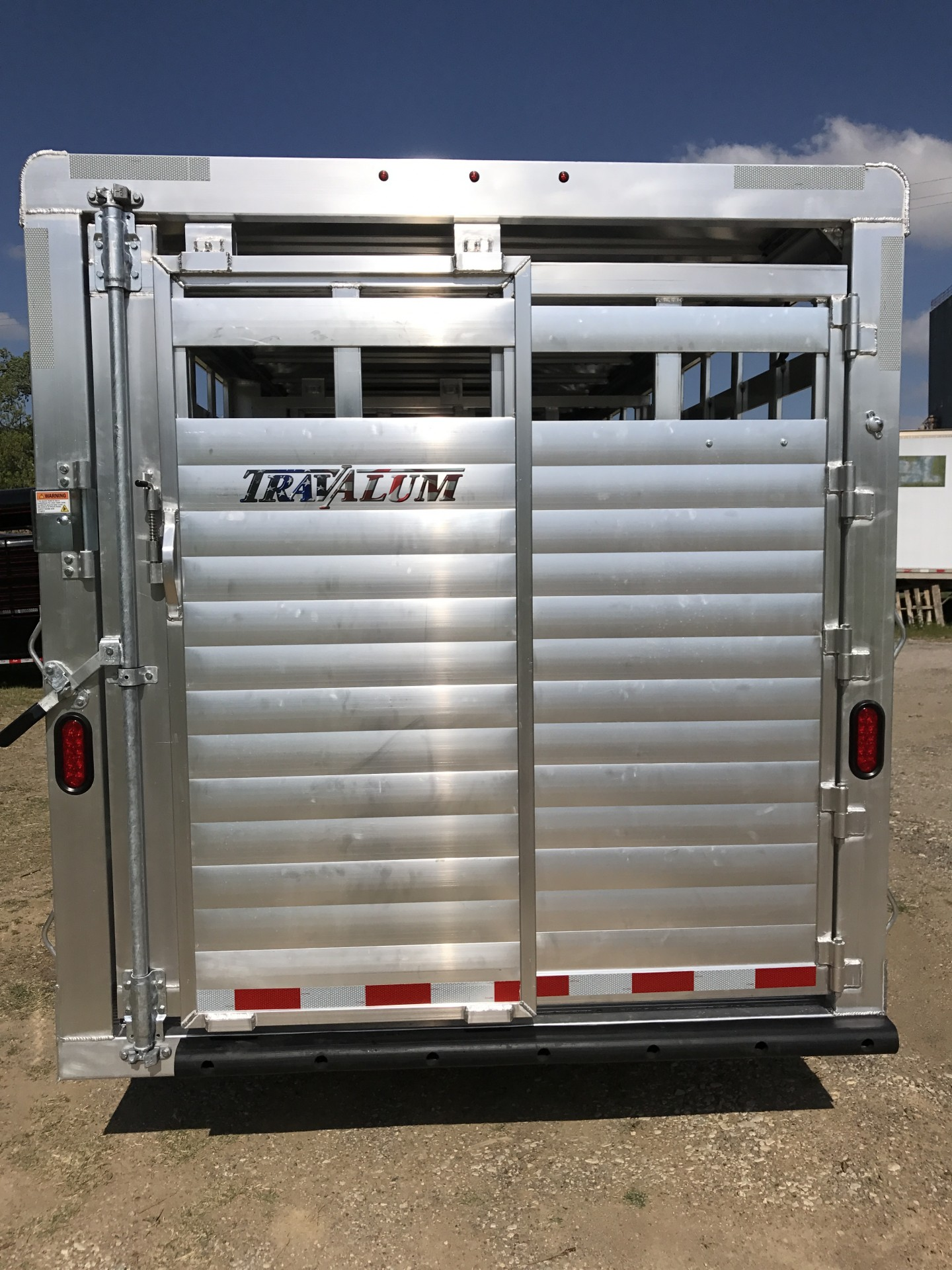 2017 Travalum stock