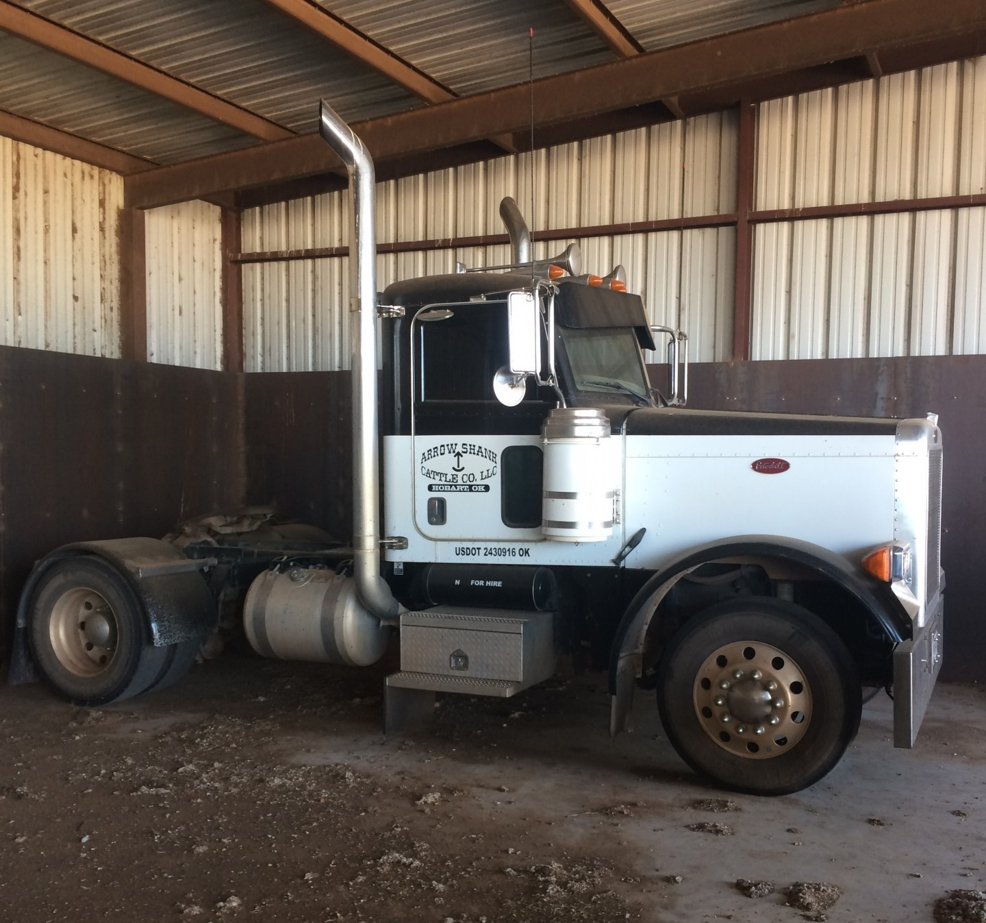 Ranchworldads Trailers >> 2007 379 peterbilt single axle truck
