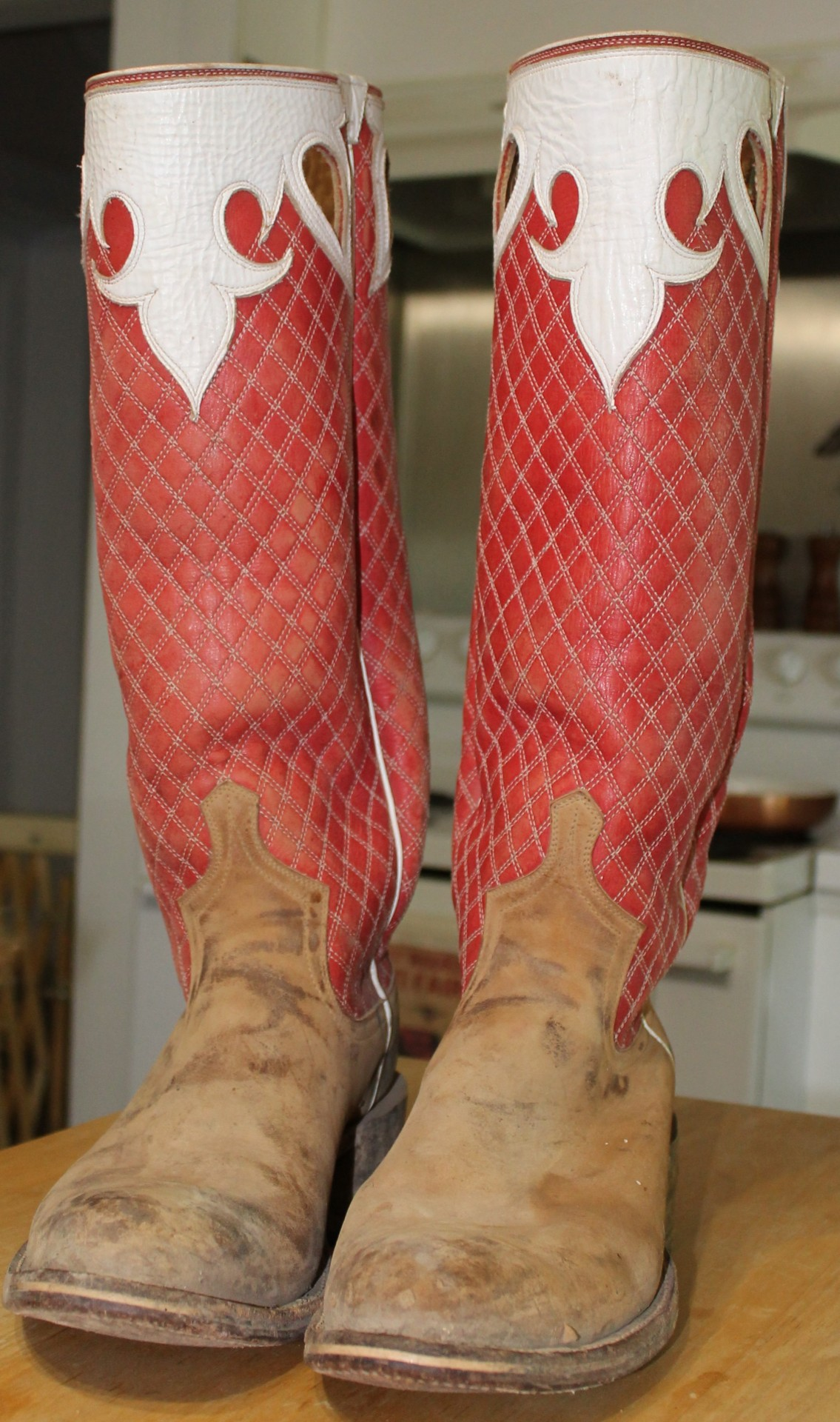 Bustamante Boots
