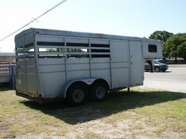 1997 Cm 3 horse slant