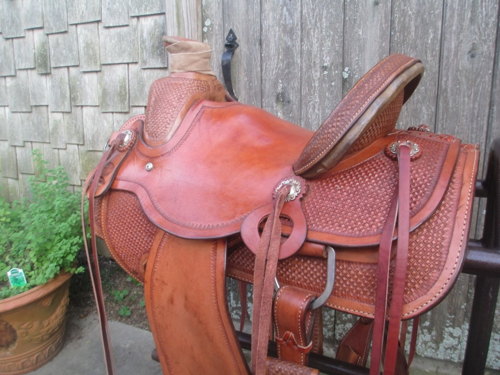 Corriente Youth Wade Saddle Sold