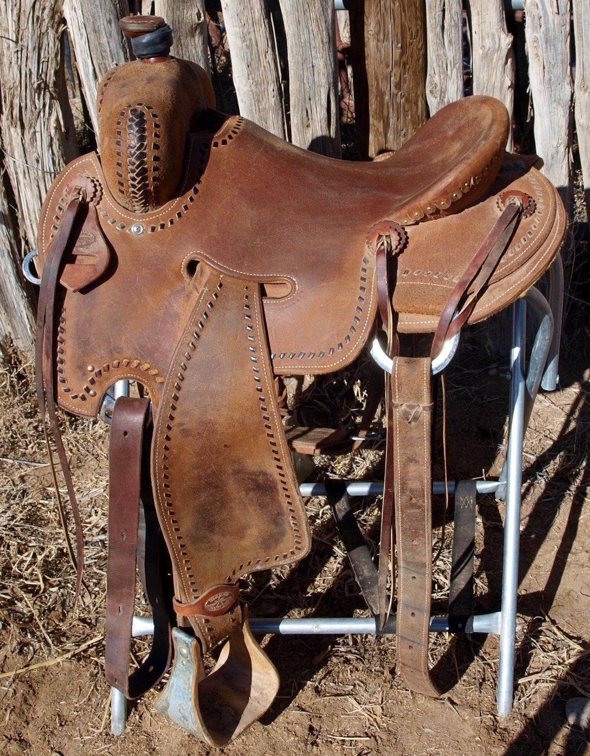 """16.5"""" Texas Ranch Horse Outfitters"""