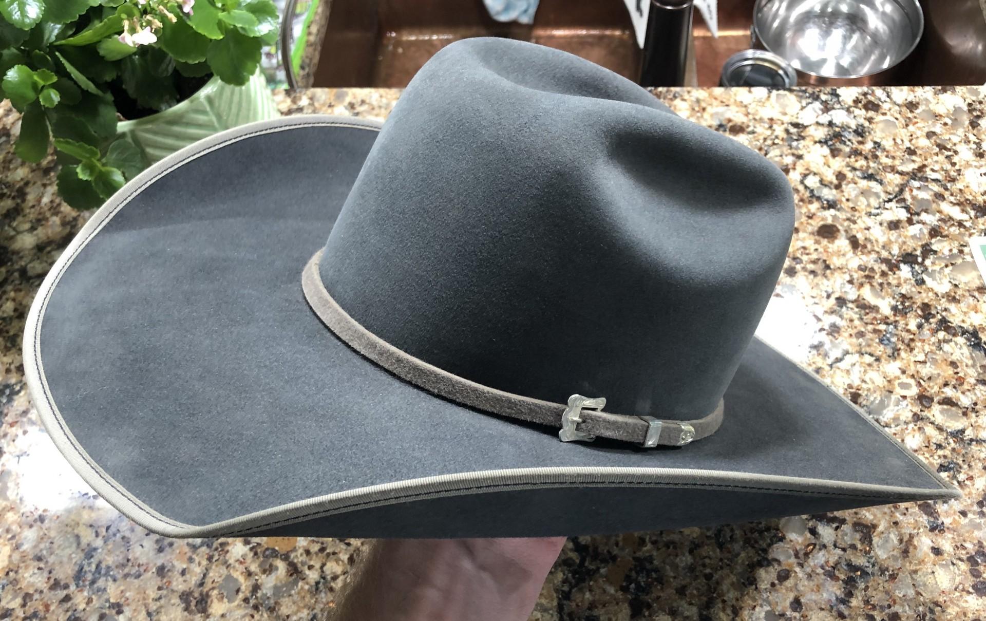 81d2c1bae85283 Jaxonbilt 50X (100% Beaver) Custom Hat