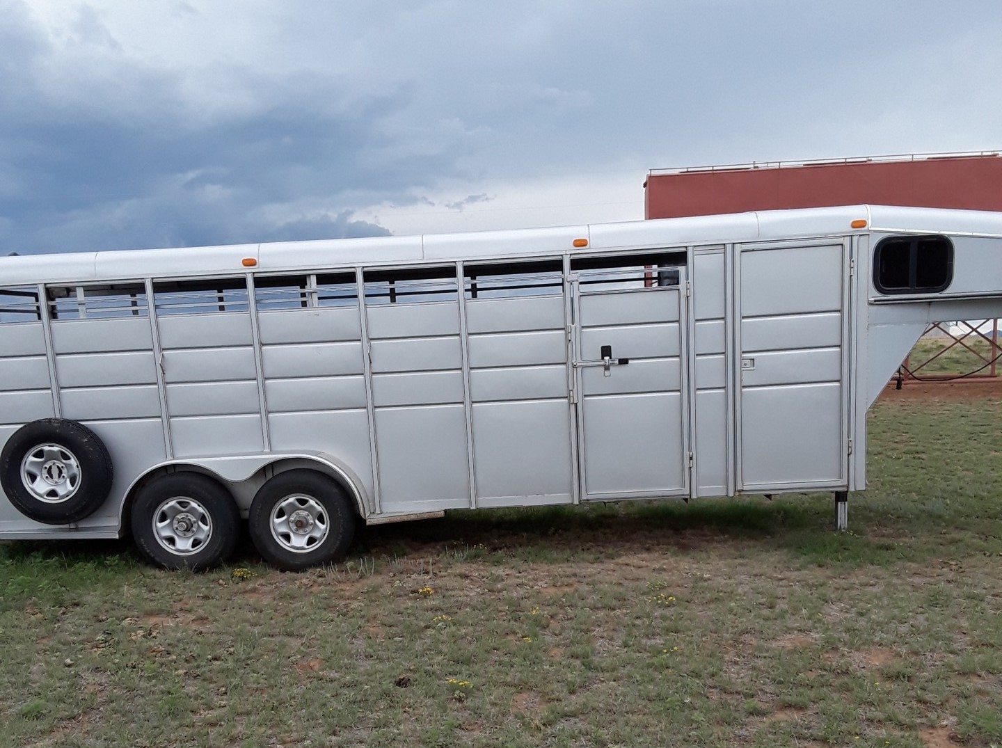 Used Calico Stock Trailers For Sale