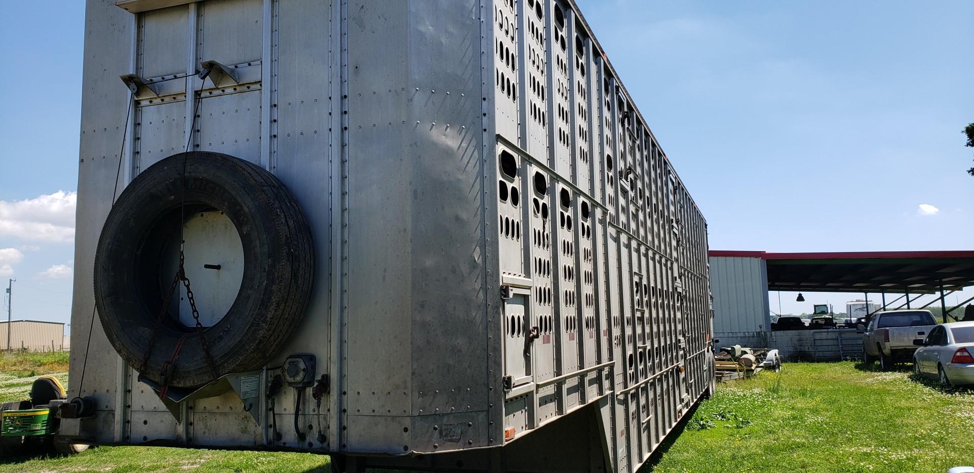 1998 Barrett livestock