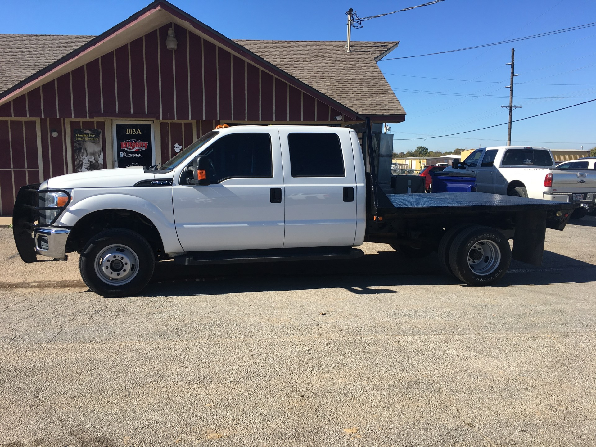 2014 ford f250 crew dually flatbed 4x4 diesel. Black Bedroom Furniture Sets. Home Design Ideas