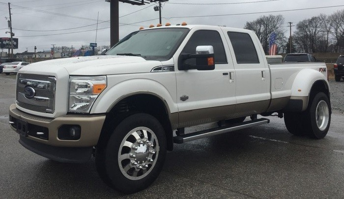 2013 Ford F 350 King Ranch 1 Owner