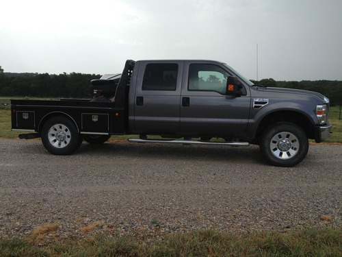 F250 Flatbed For Sale >> 2008 Ford F250 4WD Flatbed Diesel