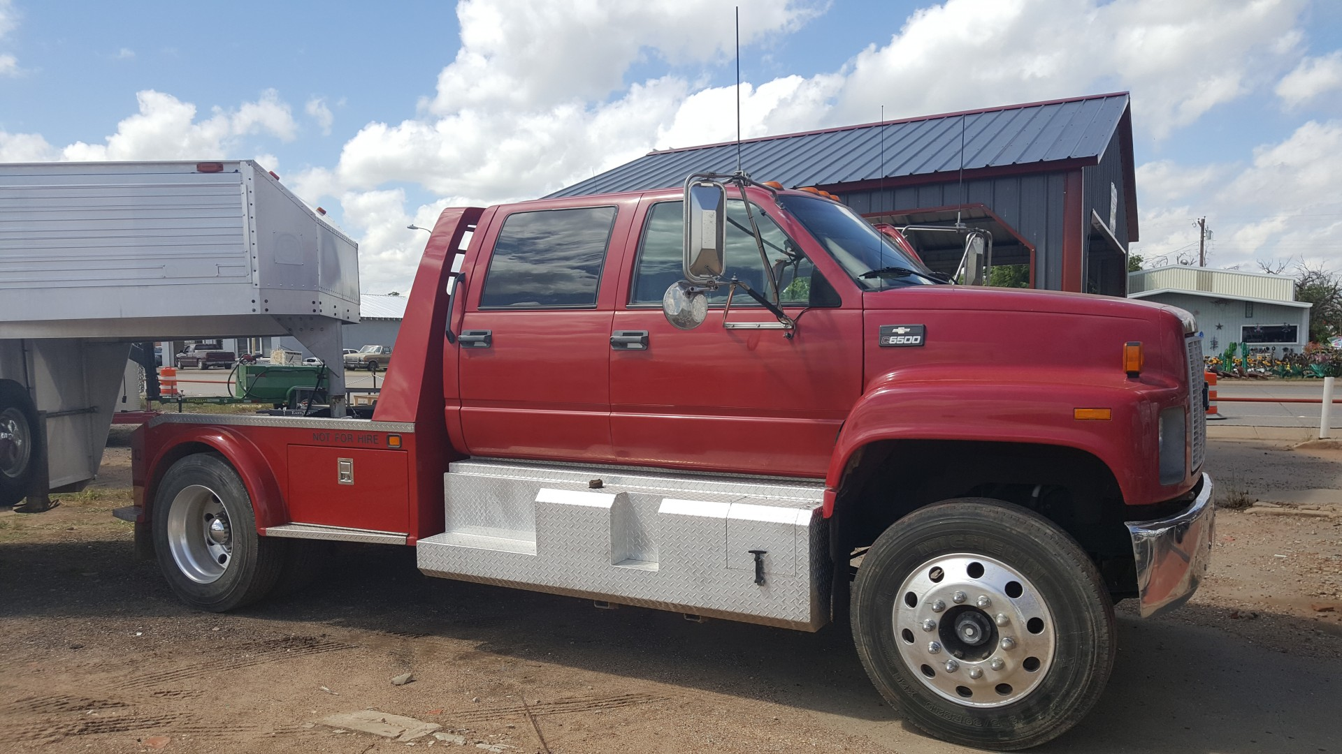 2000 gmc c6500 truck for sale