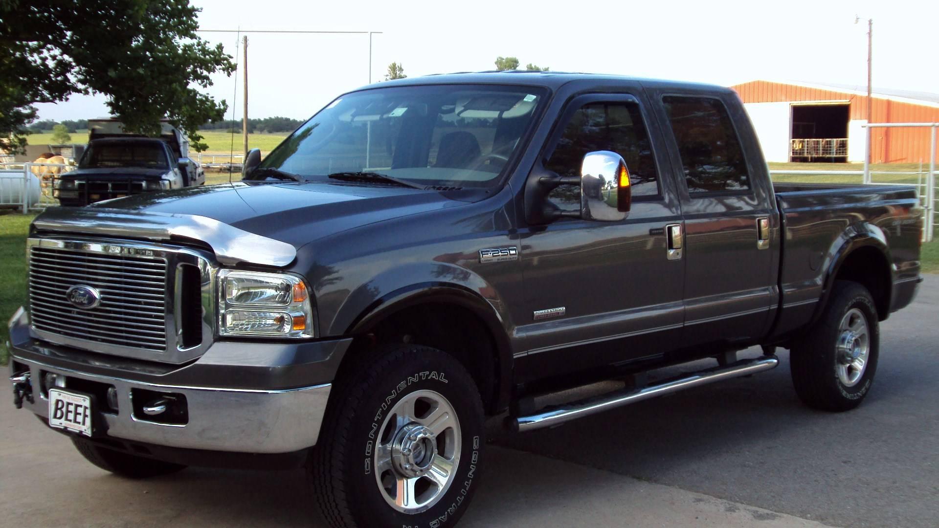 2006 ford f250 super duty lariat 4wd diesel. Black Bedroom Furniture Sets. Home Design Ideas