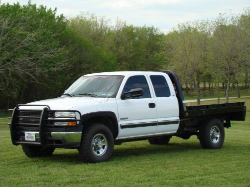 '99 Chevy 2500 Flatbed