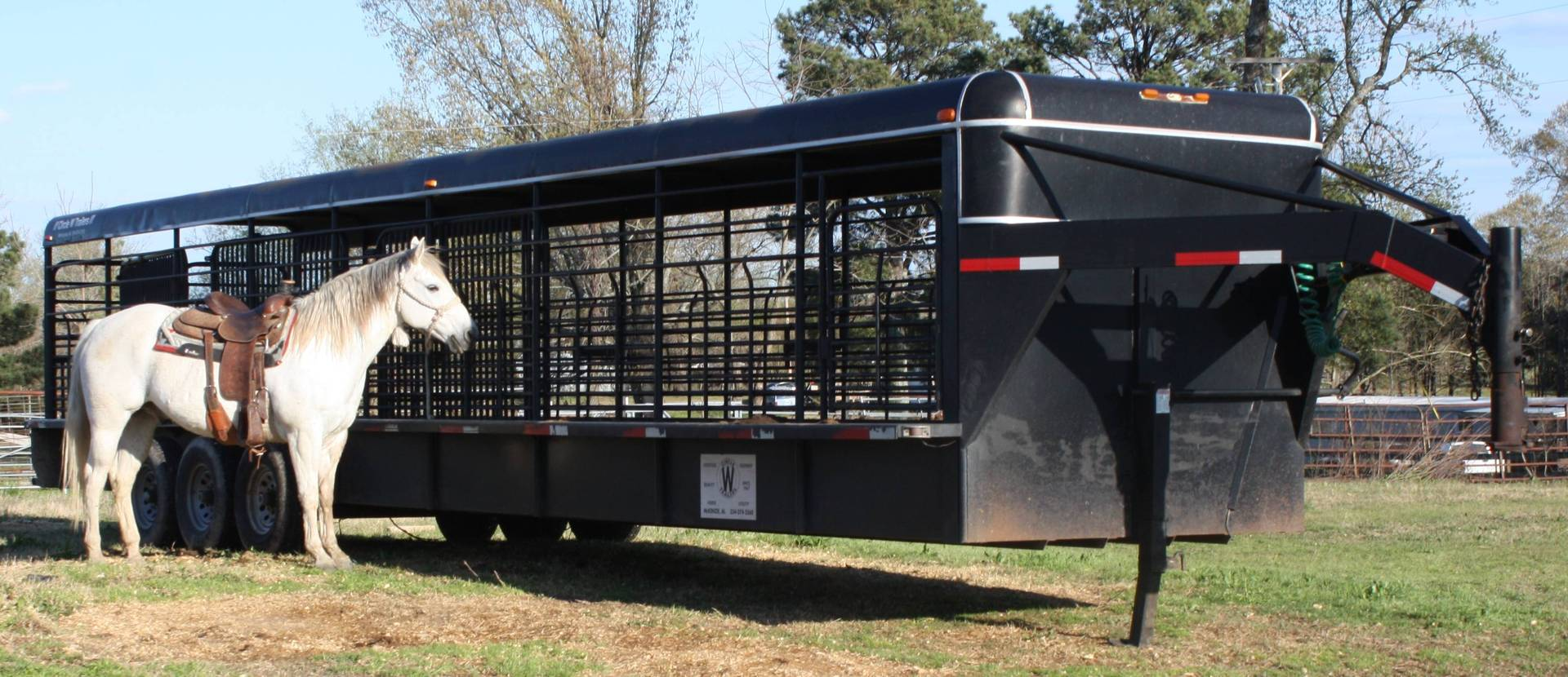 2007 Circle W livestock