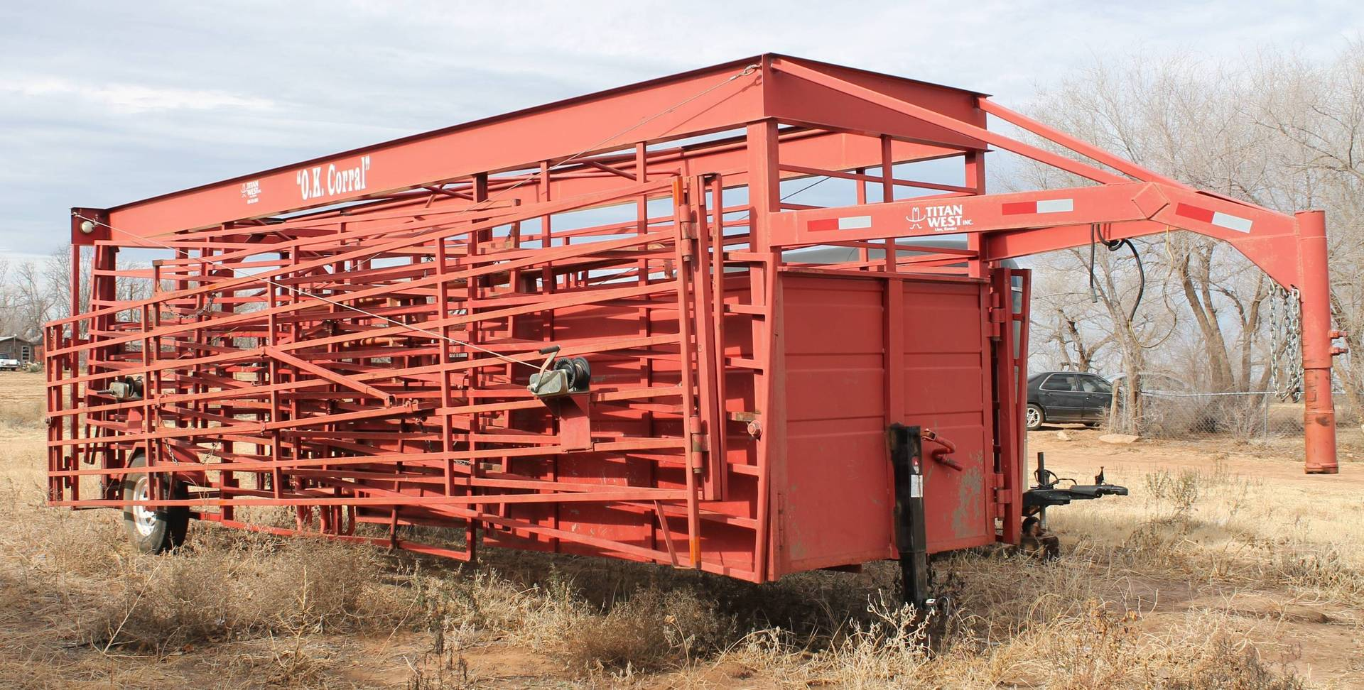 Portable Corrals For Cattle For Sale